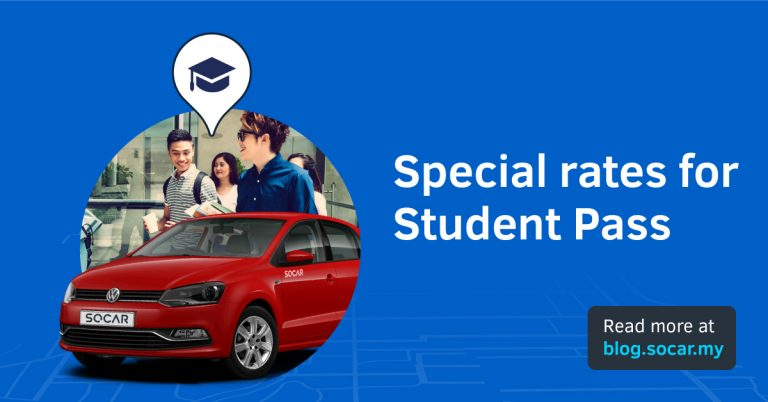 Special Rates for Student Pass